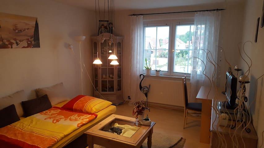 Ruhiges gemütliches Zimmer - Heilbad Heiligenstadt - Casa
