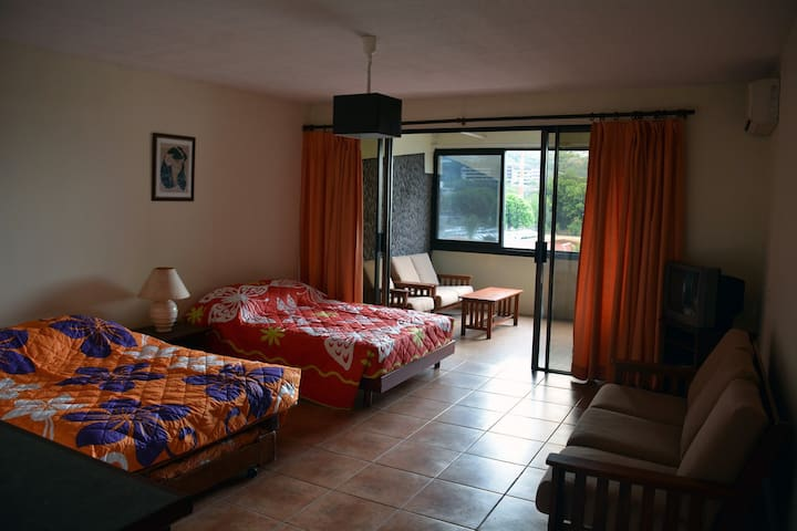A studio close to the city center and the airport - Papeete - Departamento