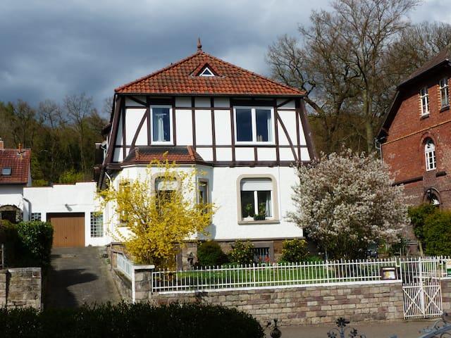 Vakantiehuis in Barockstadt Bad Karlshafen - Bad Karlshafen
