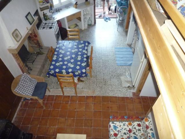 Maison de village Sud de la Toscane - Farnese - Maison