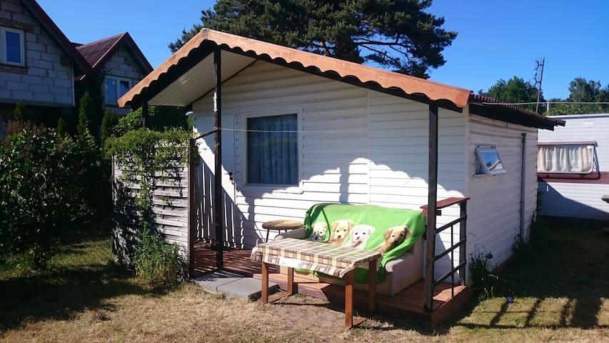 Dom Bursztynek - domek drewniany - Junoszyno - Bungalow