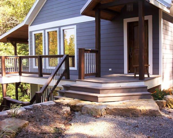 Hidden Cove Hideout Main & Upper Levels - Shell Knob - Appartement