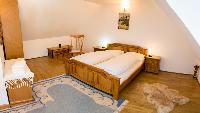 Cozy apartment near Dracula's Castle - Șimon - Apartemen