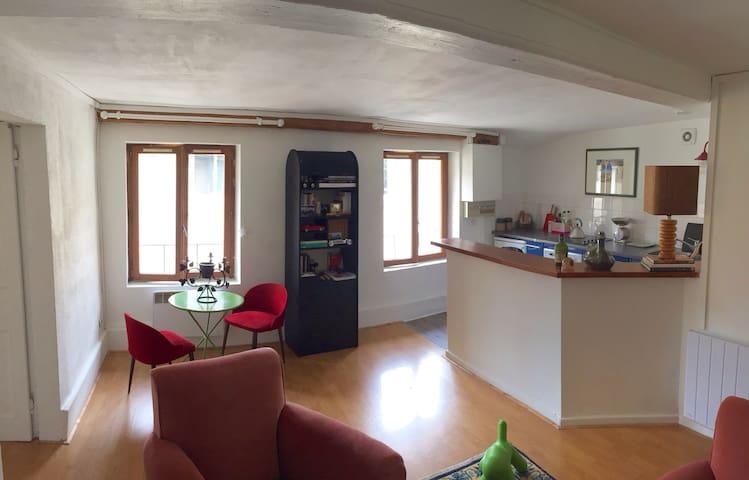 Appartement au cœur des Monts-d'Or - Saint-Cyr-au-Mont-d'Or - Daire