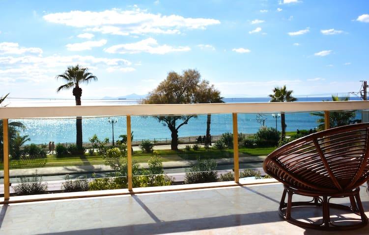 6 persons seaview Athens Riviera - Paleo Faliro