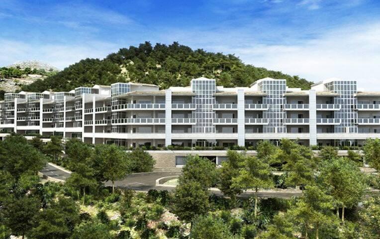 Heerlijk appartement in Altea Hills. - Altea - Daire