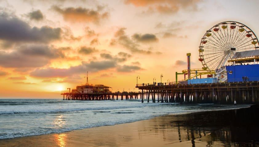 Spacious Santa Monica Beach Condo - Santa Monica - Appartement