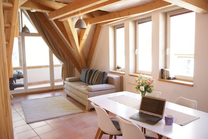 *neu* Studiowohnung *neu* - Illingen - Apartment