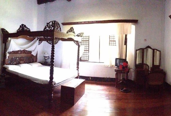Vigan Villa Angela Heritage Cuarto del Senor - Vigan City - Lägenhet