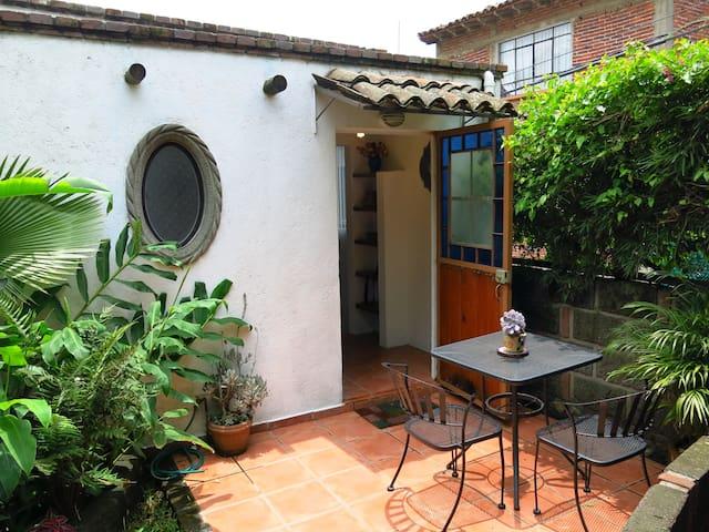 Ideal artists studio en el centro - Tepoztlán