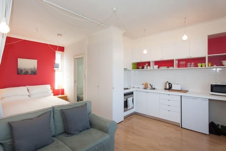 Modern, Convenient *Free Wifi* - Prahran - Appartement