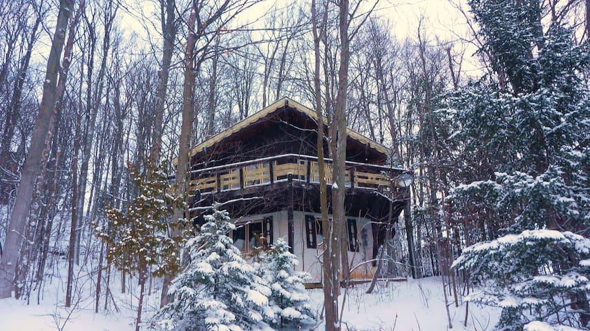Whaley Chalet et al - Glen Huron - Casa