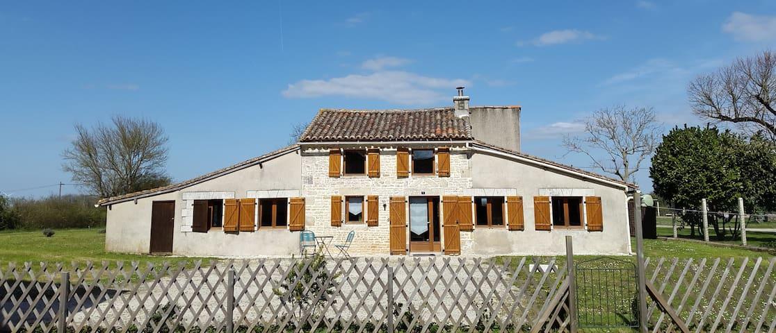 Bienvenue à la Charente! - Villefagnan - Ev