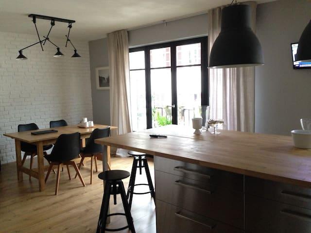 Loft cosy en centre ville - Pau - Apartemen