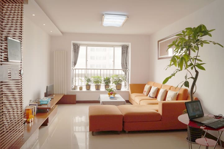 龙门驿国强娃子的公寓LongMenyi apartment - Luoyang