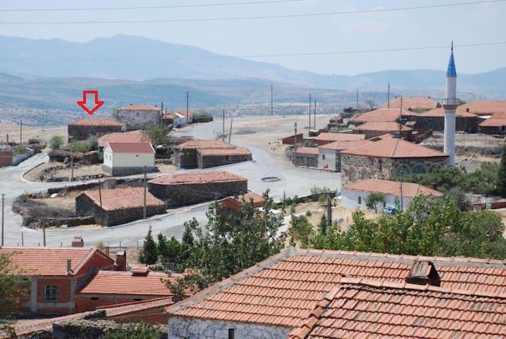 BahçeDERE - Bahçedere Köyü - Hus