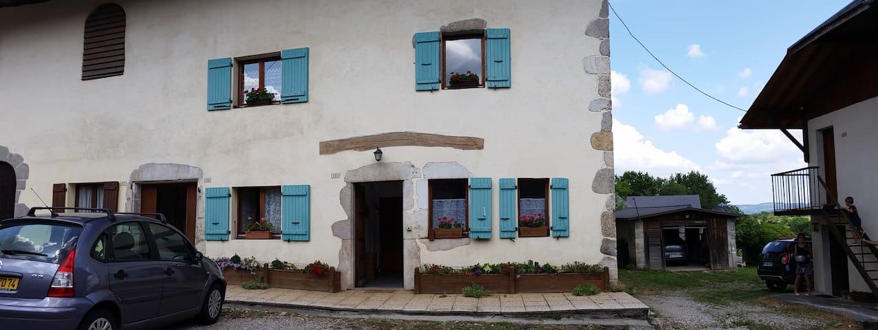 Appartement au calme à 10 minutes d'Annecy - Chavanod - Appartement