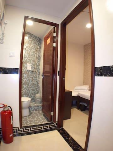 Budget Twin Room@Mong Kok City Centre旺角區標準雙床房 - Hong Kong
