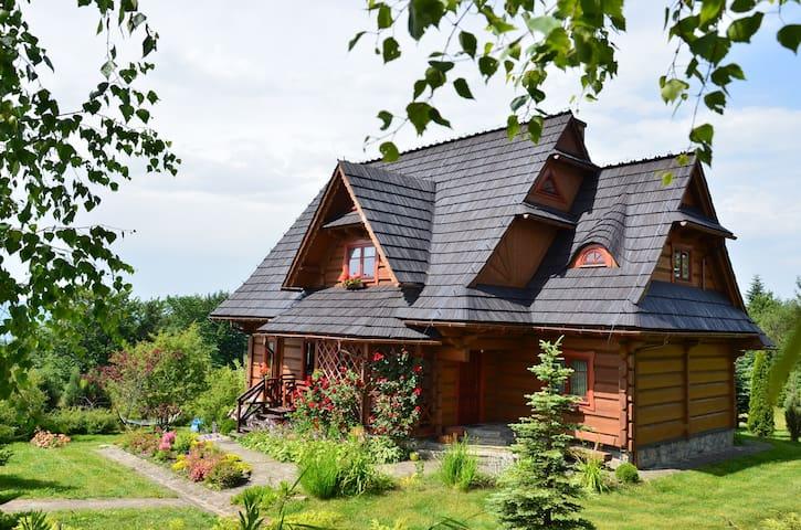 Góralska Ostoja Pcim - Pcim - Huis