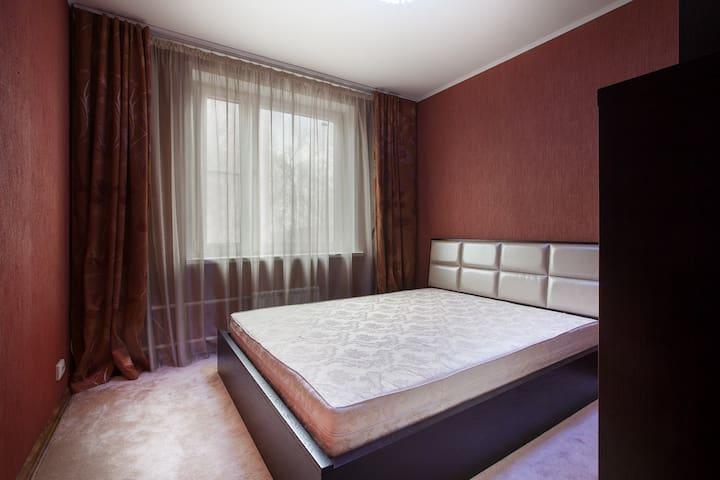 3B Skolkovo easy access, pet friendly - Moskau
