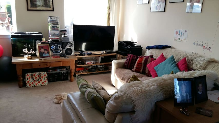 Place to stay in a family home - Aviemore - Ev