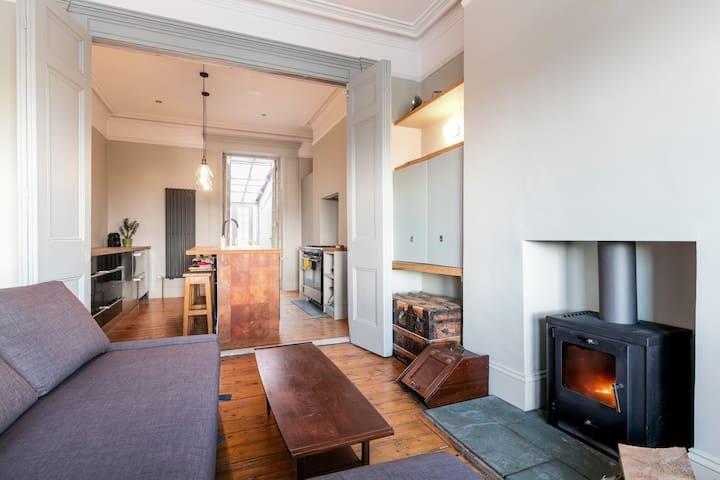 Elegant seaview apartment. - Bangor - Apartemen