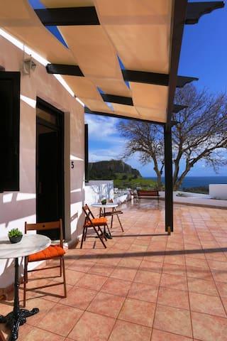 Sea View Studio in Lindos - Lindos - Departamento