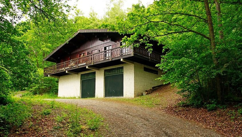 vakantiehuis 't Boshuisje - 博蘭(Beauraing)