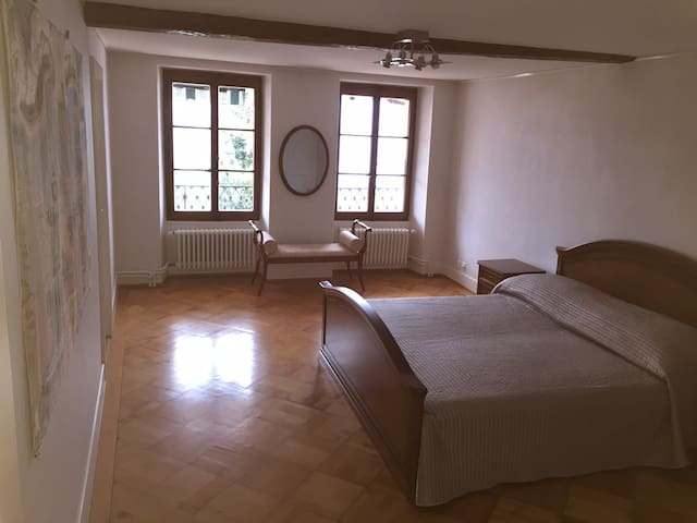 Exclusive 200m2 flat on Lake Geneva - Morges - Apartemen