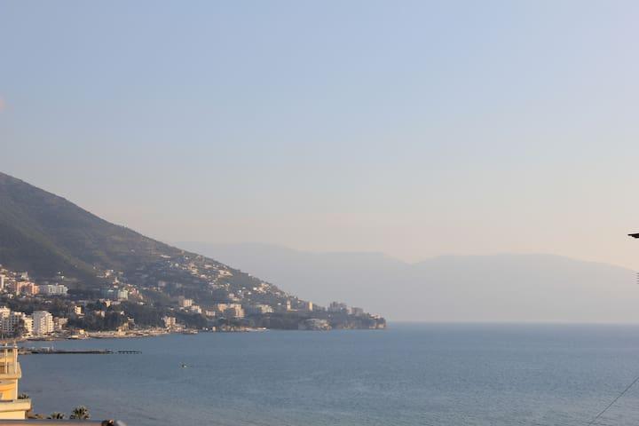 Seaview Loft Heart of Vlore - Vlorë - Loft