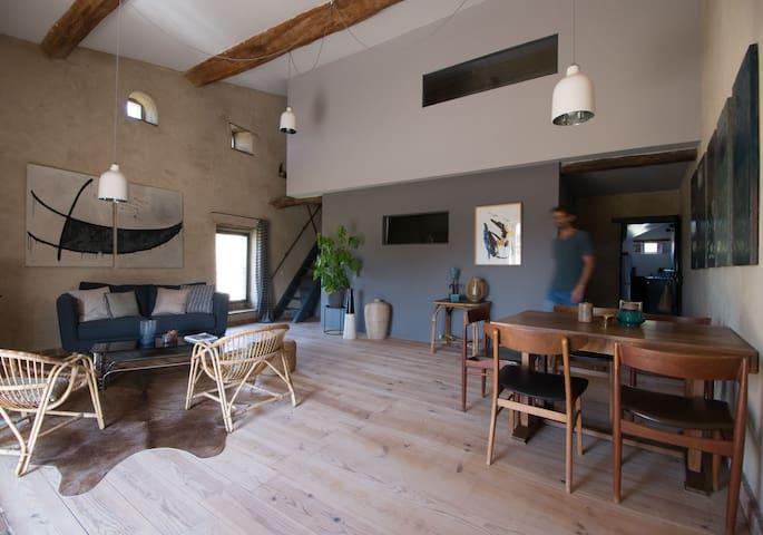 Maison charme Drôme Provençale piscine naturelle - Puy Saint Martin - Ház