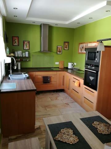 Gemütliche Wohnung 90qm - Homburg - Квартира