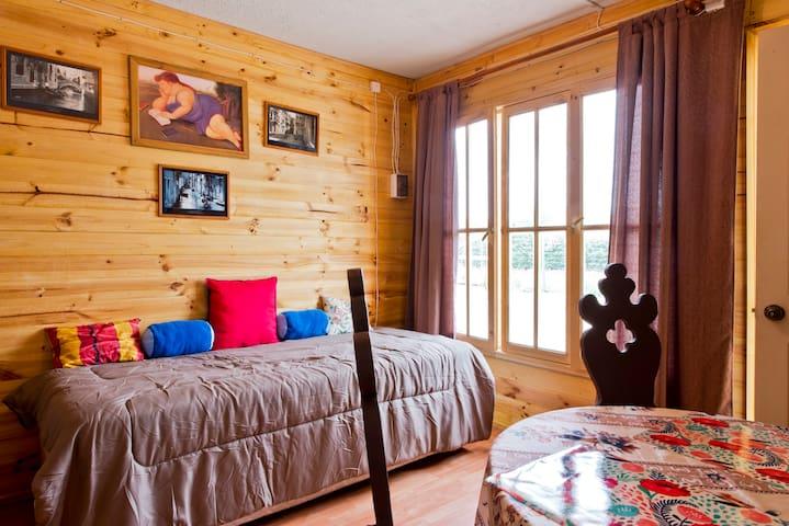 Cabaña Eco Country QUILLOTA, LA CALERA, LA CRUZ 4 - Quillota