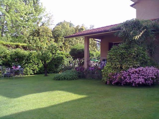 villa al mare con giardino - Pietrasanta - Vila