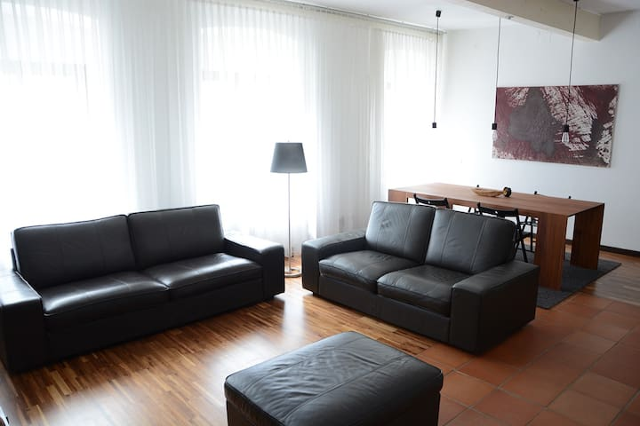Charming & cosy 200 y/o appartment - Viyana - Daire