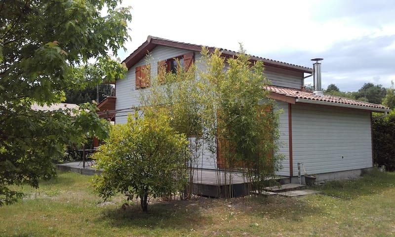 Maison de vacances - Fargues - Hus