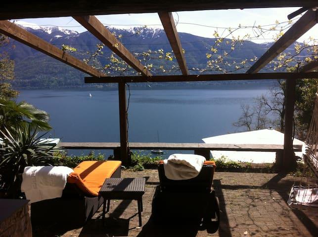 bnb122    charming Bed n Breakfast - Ascona - Bed & Breakfast