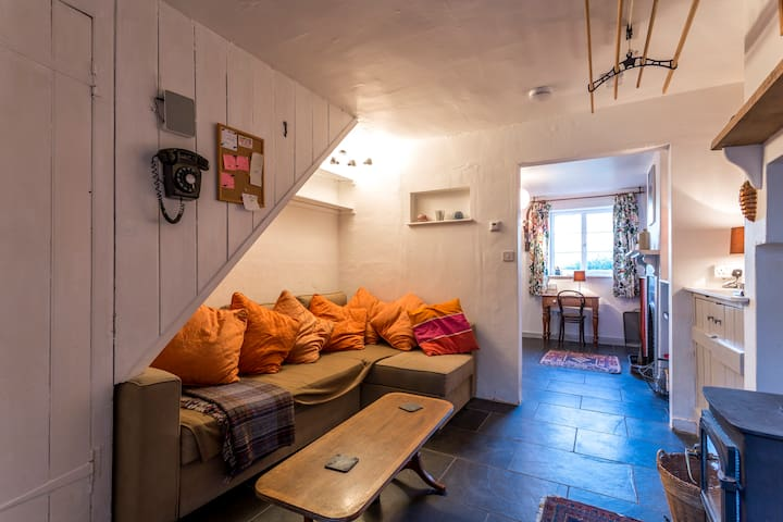 Charming and characterful cottage - Winchester - Huis