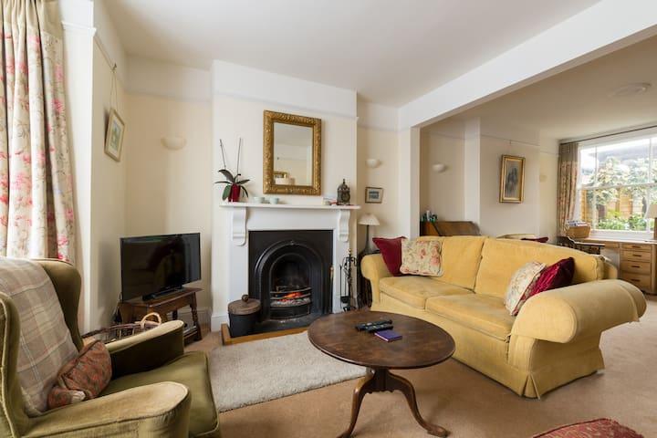 Edwardian Home near Cotswold Hills - Evesham - Bed & Breakfast