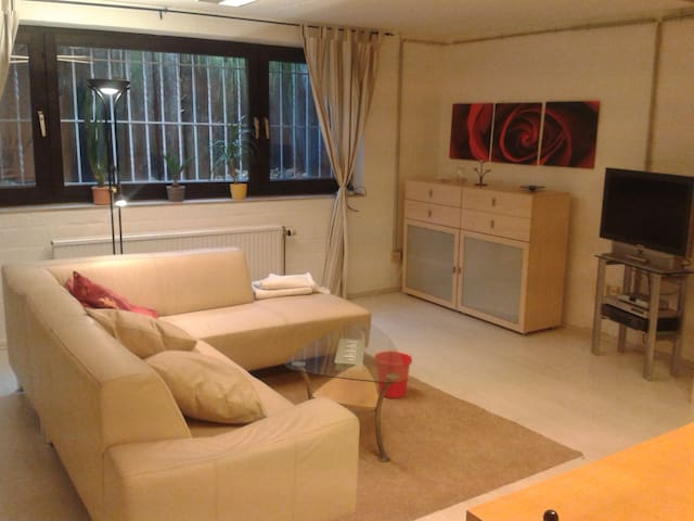 2 Room flat with kitchen&shower :-) - Kaarst - Talo