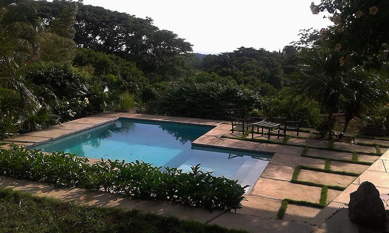 Espacio relajante y fresco en lo puro verde - 馬那瓜 - 公寓