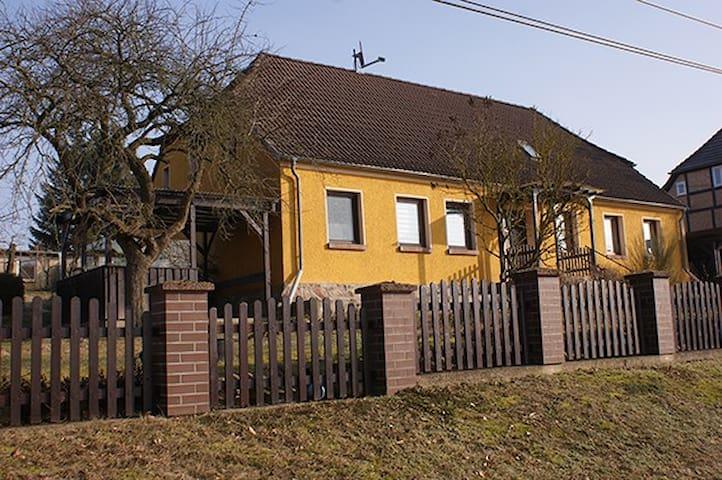 Ferienwohnung in der Nähe zu Rostock u. Warnemünde - Wiendorf - Appartement