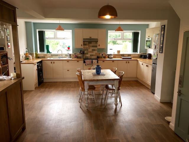 Country house in village of Welton - Welton - Casa