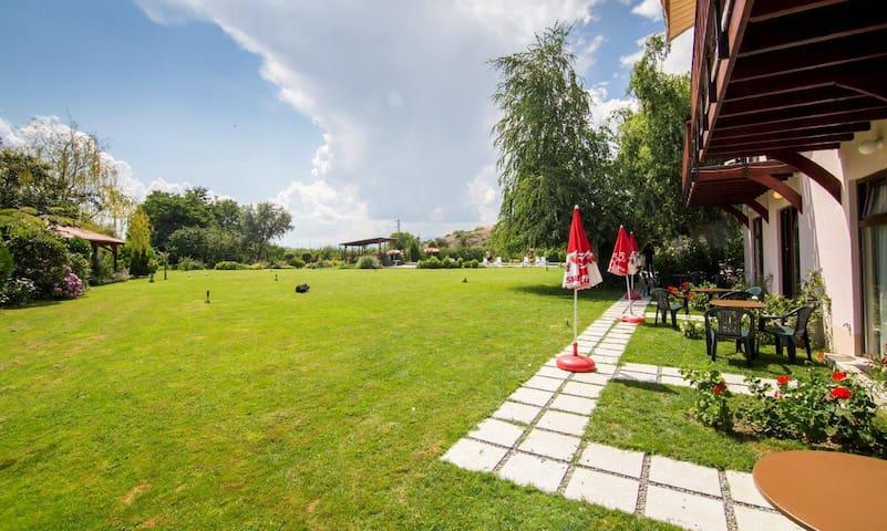 Oaza Inn - Studio Apartment with Patio - Ohrid - Appartement