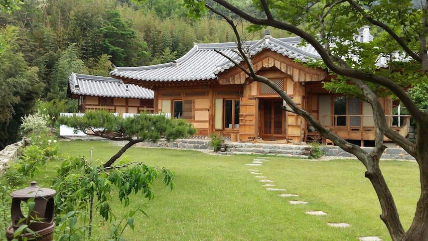 한옥달님방 - Damyang-gun