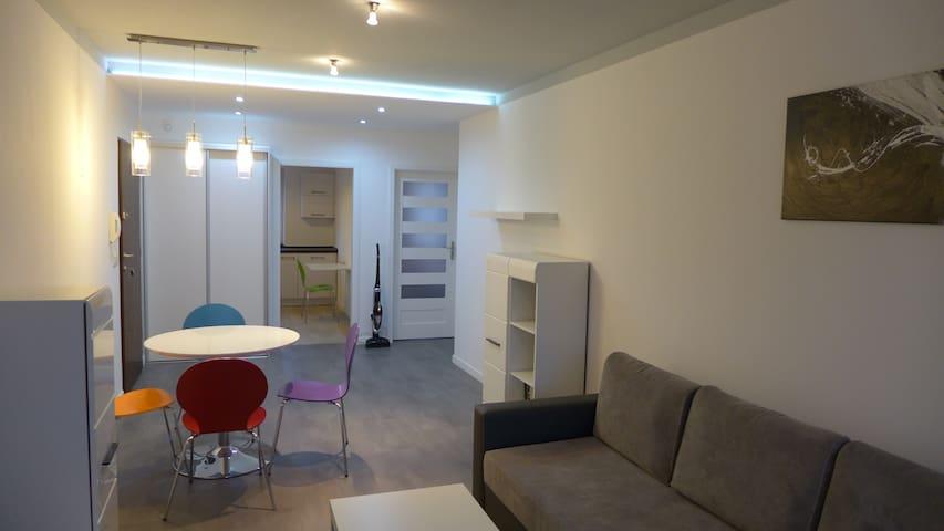 Nowoczesny apartament - Wrocław - Lägenhet