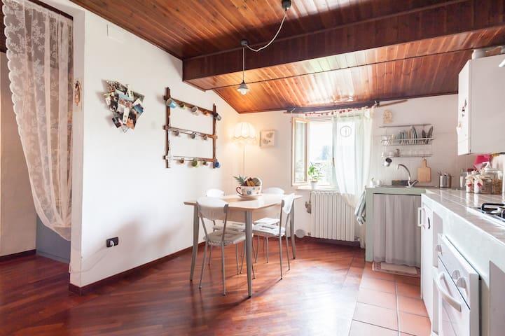 Appartamento con vista mozzafiato - Urbania