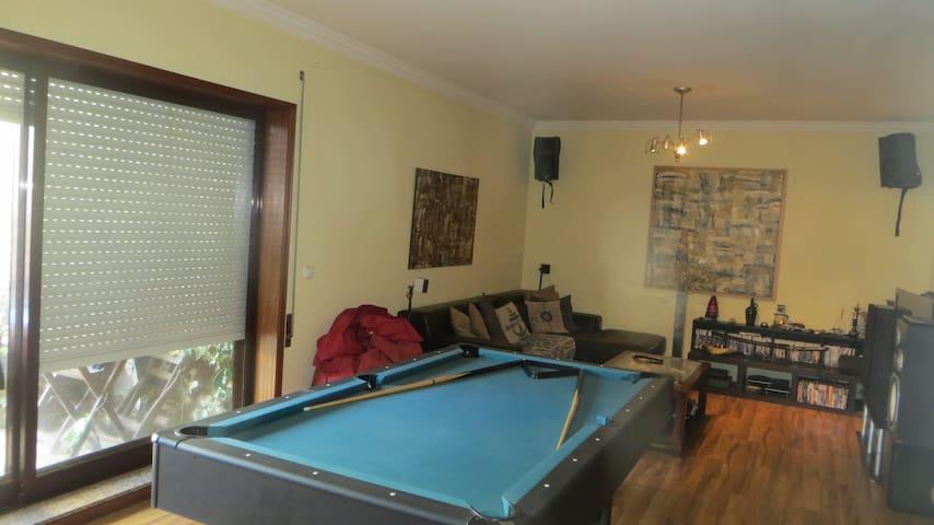 Private Room near Ocean - Perafita - Appartement
