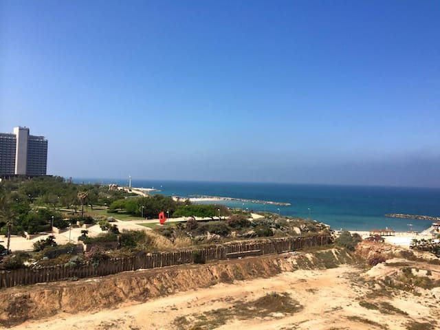 Privet new loft on Hilton beach - Tel Aviv-Yafo - Loft