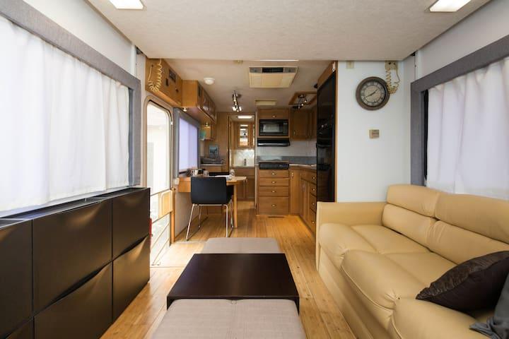 ECO-Friendly Modern RV - San Gabriel - Appartement